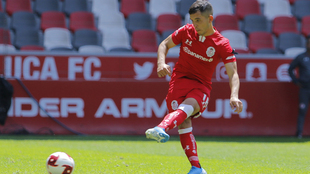 Leo Fernández negocia para quedarse seis meses más en Toluca.