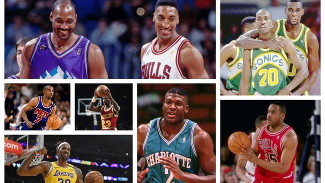 La agitada vida sexual de las estrellas NBA: hijos de varias mujeres, ruinas...