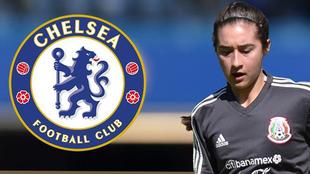 Silvana Flores continuará su aventura en el fútbol con el Chelsea...