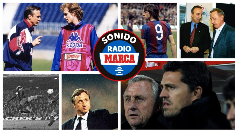 'Especial Johan Cruyff' en Marcador