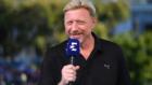 Becker habla para Eurosport