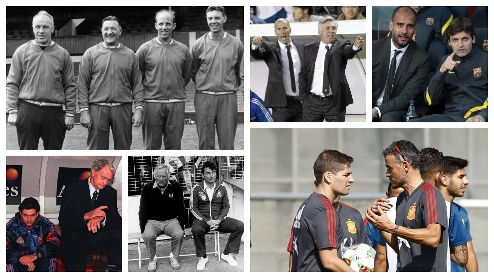 The assistant coaches who went on to take the top job