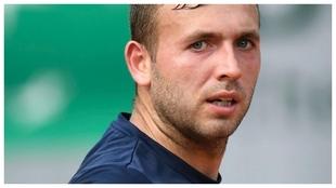 Dan Evans, jugador británico de tenis.