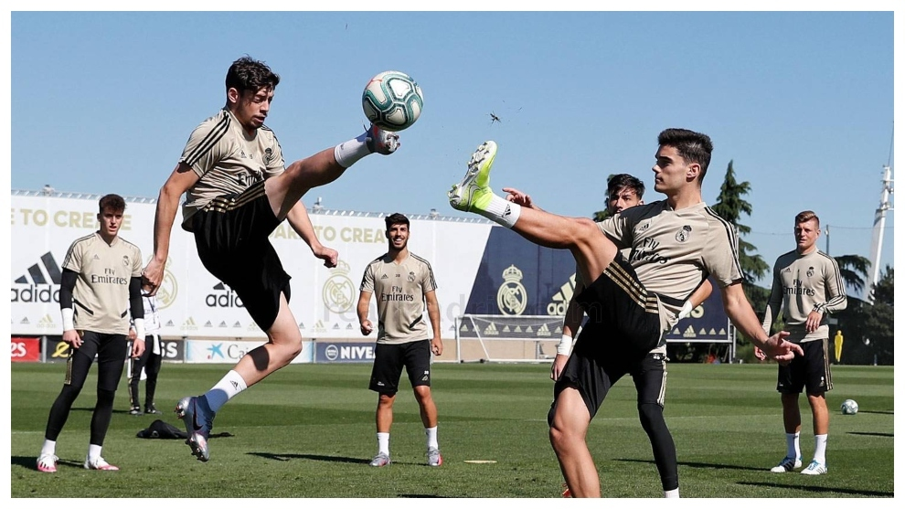 Real Madrid: Jovic remains the only absentee from Real Madrid training