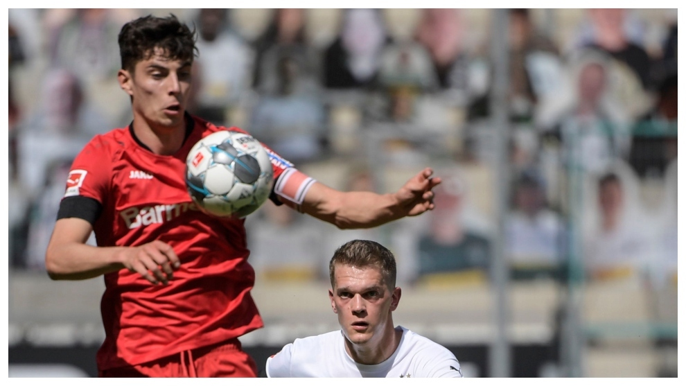 Real Madrid offer Euro 80 million for Kai Havertz