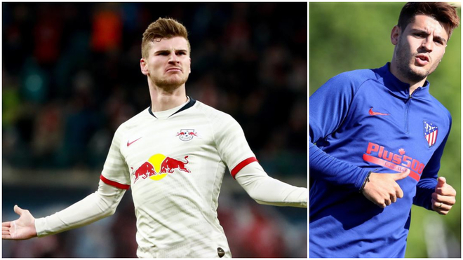 How Morata is making Chelsea's move for Werner possible