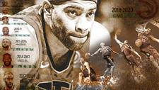 Adiós a Vince Carter, el jugador eterno de  la NBA