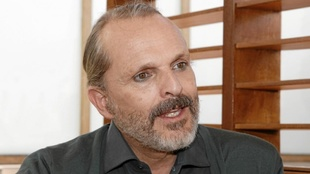 Miguel Bosé, ahora crítico con la gestión del coroanvirus en...