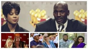 Los divorcios más caros de la historia del deporte... y el de Jordan no es el primero