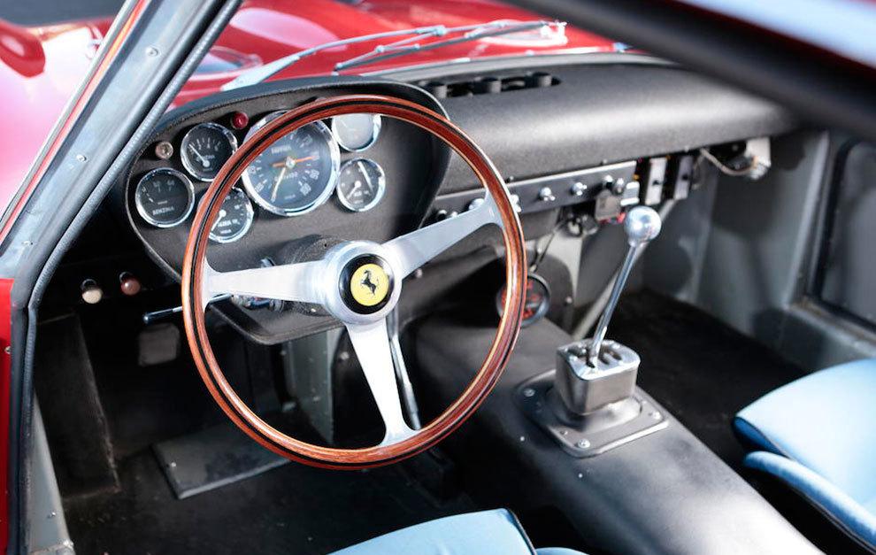 Nada en el interior difiere del modelo original.