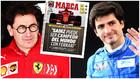 """""""Sainz puede ser campeón del mundo con Ferrari"""""""