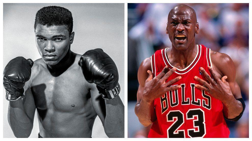 """""""Por qué Ali fue más grande que Jordan"""""""