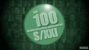 MARCA elige a los 100 mejores deportistas masculinos del siglo XXI: hoy, del 60 al 51