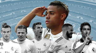 El dato que pone a Mariano por delante de Ronaldo, Raúl, Benzema...