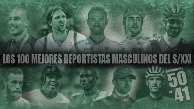 Del 50 al 41: Alonso, Valverde, un excéntrico y genial luchador y el primer europeo MVP de la NBA