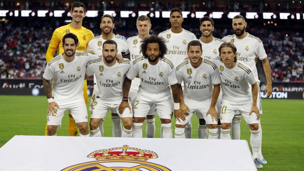 Zidane lines up Asensio, Benzema and Hazard for first time in 11 months