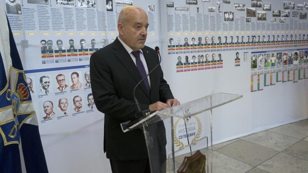 Miguel Concepción, en una imagen de archivo.