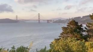 El efecto sonoro que hace el Golden Gate y que está dejando a todo el mundo loco: ¿por qué suena así?