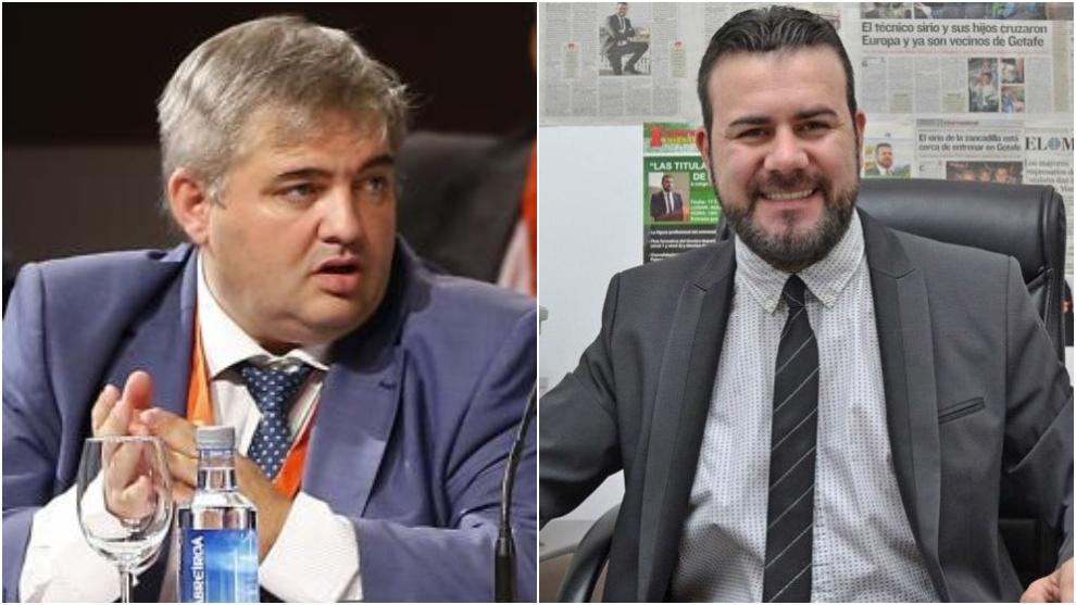 """Miguel Galán acusa de amenazas al presidente de la Federación Cántabra y éste a Galán de llamar """"puta"""" a su mujer"""