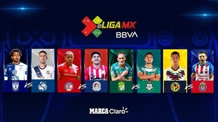 eLiga MX: Habrá Clásico Nacional en los cuartos de final de la eLiga...