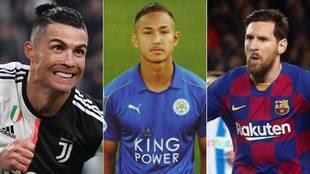 Los 10 futbolistas más ricos del mundo... y el primero no es ni Messi ni Cristiano Ronaldo