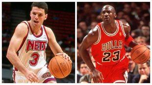 Petrovic, Nets, y Jordan, Bulls