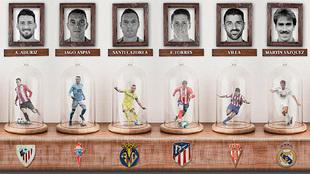 """'Chaqueteros' más queridos: """"De pequeño era del Barça, pero me firmó el Espanyol..."""""""
