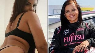 La piloto Renee Gracie deja el motor para dedicarse a ser modelo de...