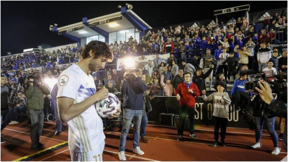 """El estadio del Marbella, """"centro neurálgico"""" de los playoff de la..."""