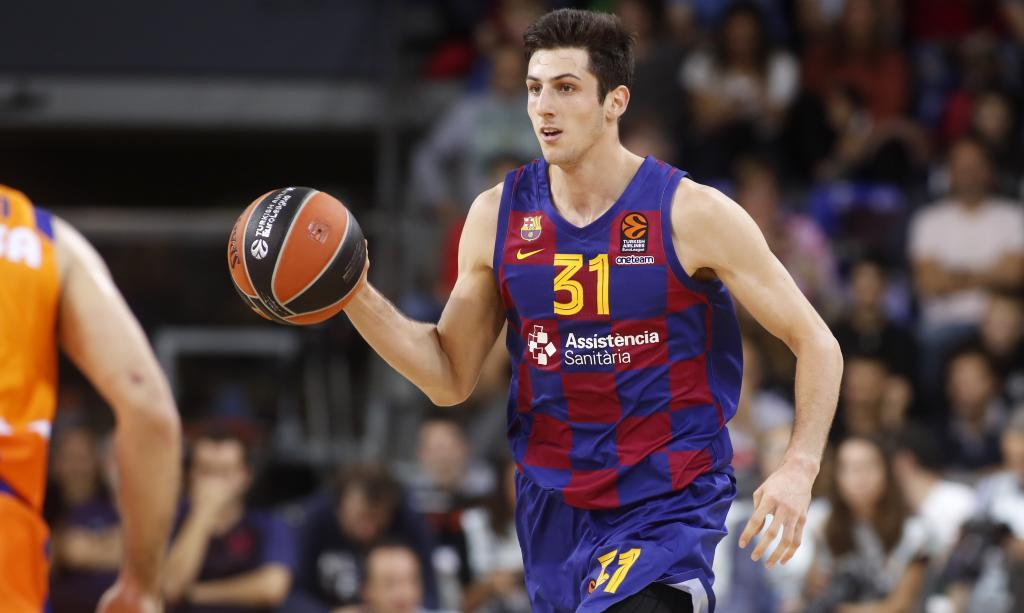 Barcelona Bolmaro The Messi Of Barcelona Basketball Could Be Selected By Dallas Mavericks In Nba Draft Marca In English
