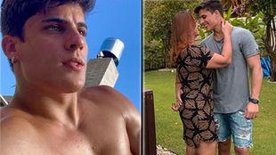 """Neymar llama """"marica"""" a su joven padrastro bisexual y lo amenaza con meterle """"un palo de escoba"""""""