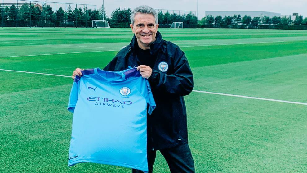 Lillo reunites with Guardiola as City's new assistant coach