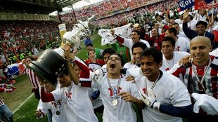 Chivas se corona en el 2006.