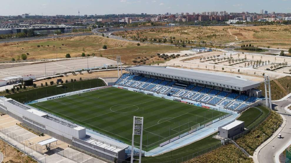 El Real Madrid jugará a puerta cerrada en el De Stéfano por las...