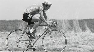 Fracisco Galdos, excorredor español, en una imagen de archivo