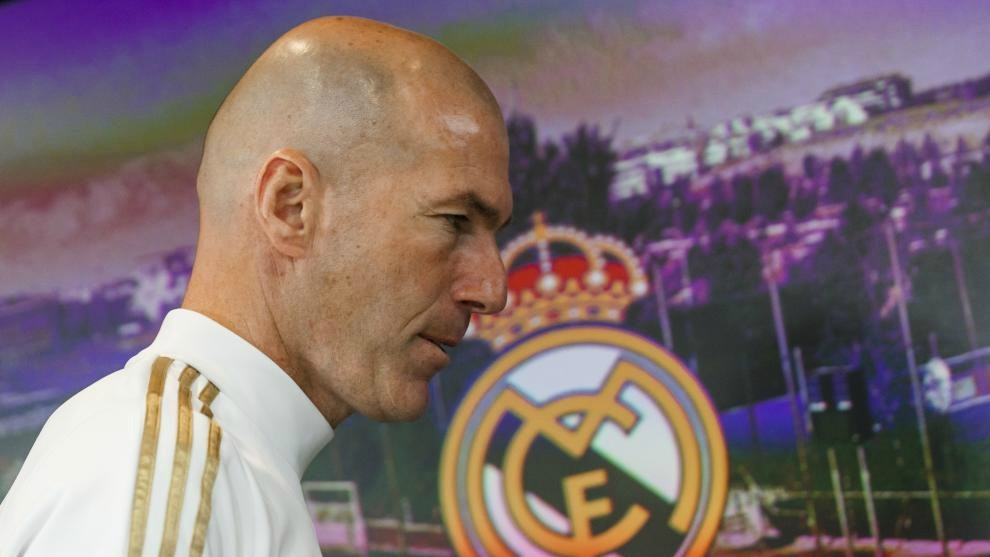 It's crunch time for Zidane