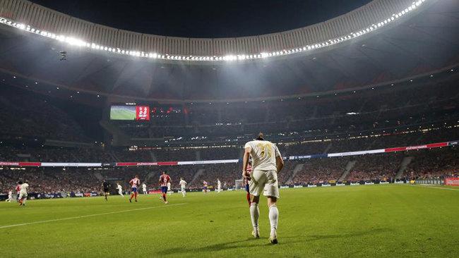 El Madrid no jugará en el Wanda