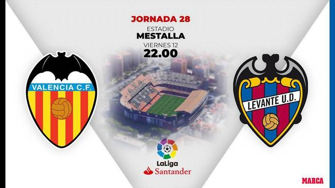 Valencia vs Levante: The law of the strongest
