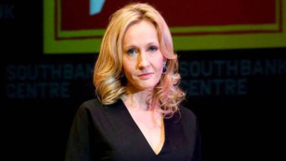 JK Rowling confiesa haber sufrido agresión sexual