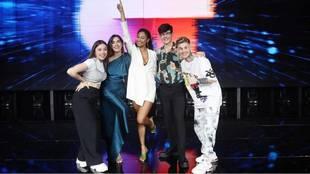 Gala final de Operación Triunfo 2020 en directo