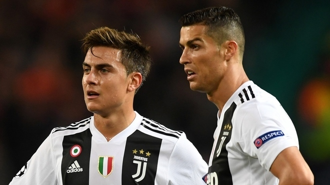 Sarri: Dybala is a star, but it's difficult to get him to function with Cristiano Ronaldo