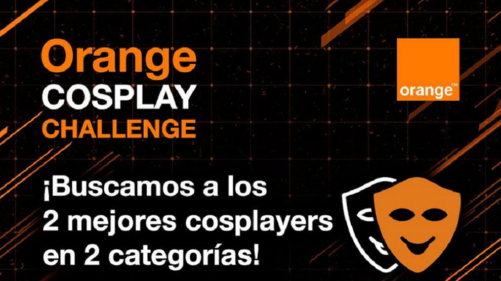 ¿Eres el mejor cosplayer? Demuéstralo con Orange Cosplay Challenge