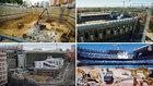 Ya va pareciendo otro: imágenes exclusivas del avance de las obras del Bernabéu