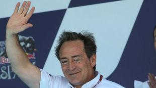 Sito Pons, en Jerez en 2018.
