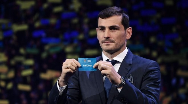 Casillas.