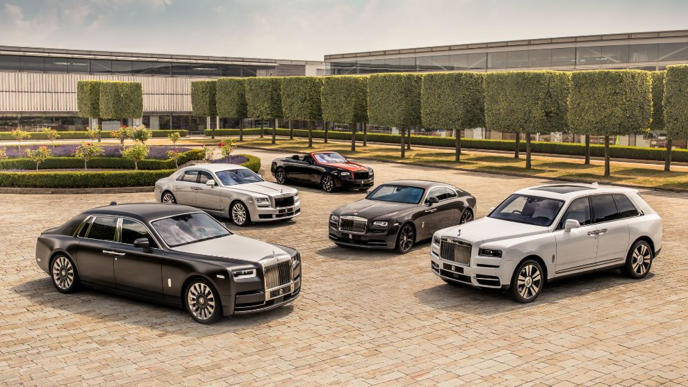 Rolls-Royce Motor Cars goza de buena salud pese a la covid-19.