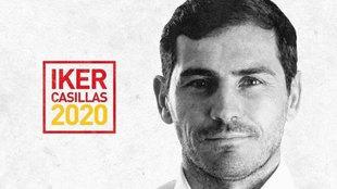 Casillas decide no presentarse a las elecciones a la Federación