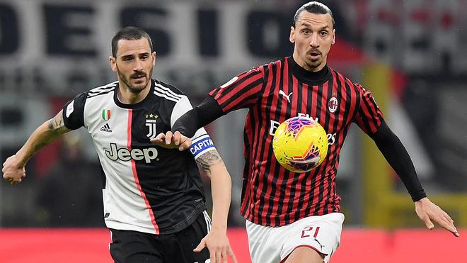Serie A Vuelve El Calcio Despues De 95 Dias Sin Futbol La Juventus Se Mide A Un Milan Sin Ibrahimovic Marca Claro Mexico