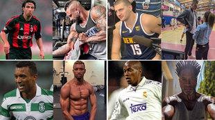 Alucinante: Jokic, nuevo fichaje de los cambios físicos más impactantes de los deportistas