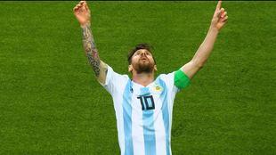 El anuncio más emotivo de Messi